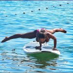 5 Reasons Why SUP Yoga is my Ultimate Guru. | Surfing, Paddle boarding,  Paddle board yoga