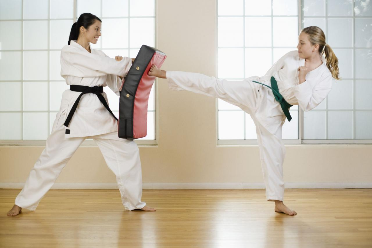Risks and Benefits of Martial Arts Classes for Teens