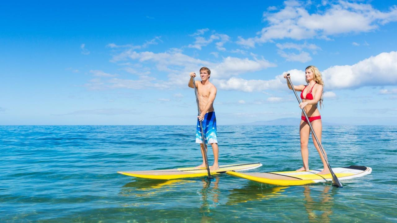 ▷ Stand Up Paddle Board Rental - Agios Georgios from 25 € - CheckYeti